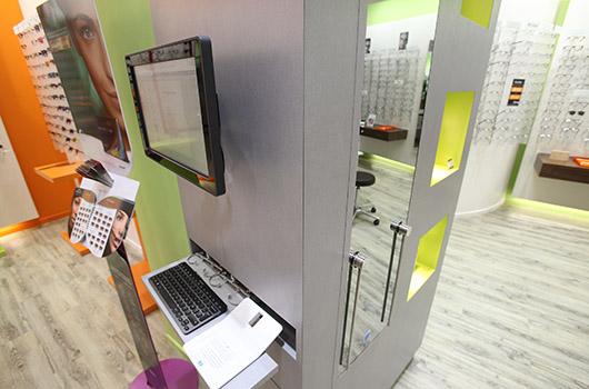 services optiques magasin IRISOPTIC Douai