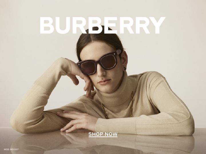 marque lunettes irisoptic Lunettes Burberry