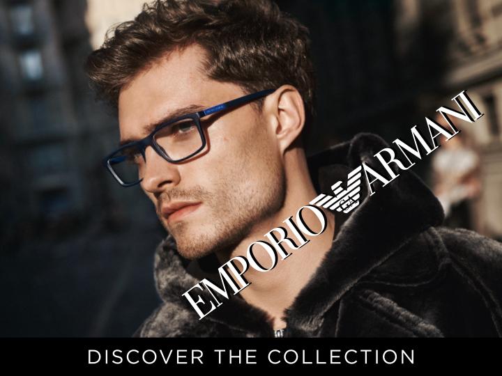 marque lunettes irisoptic Lunettes Emporio Armani