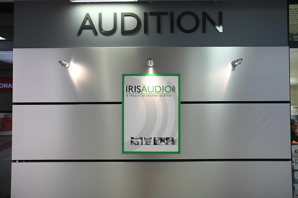 audioprothèse IRISAUDIO
