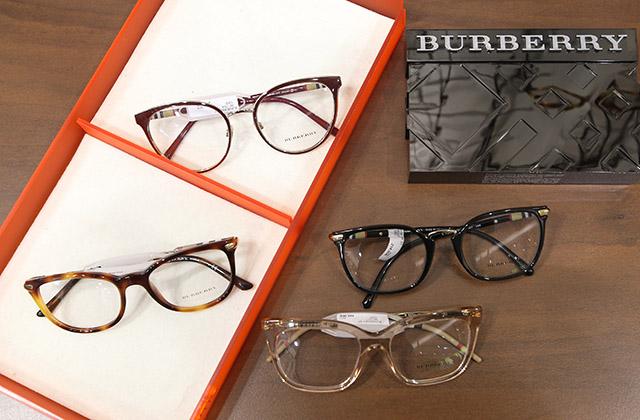 Lunettes Burberry montures