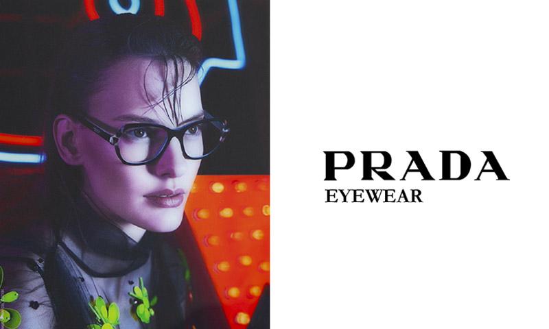 marque lunettes irisoptic Lunettes Prada