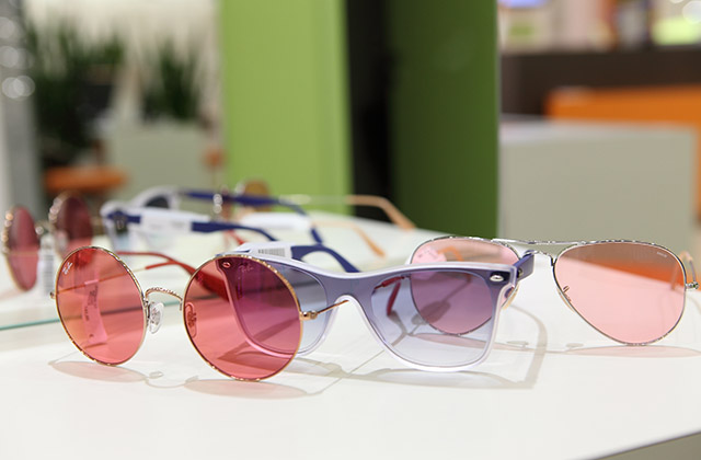 Lunettes Ray-Ban solaires