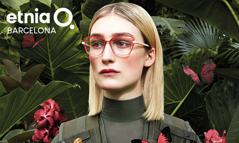marque lunettes irisoptic Lunettes Etnia Barcelona
