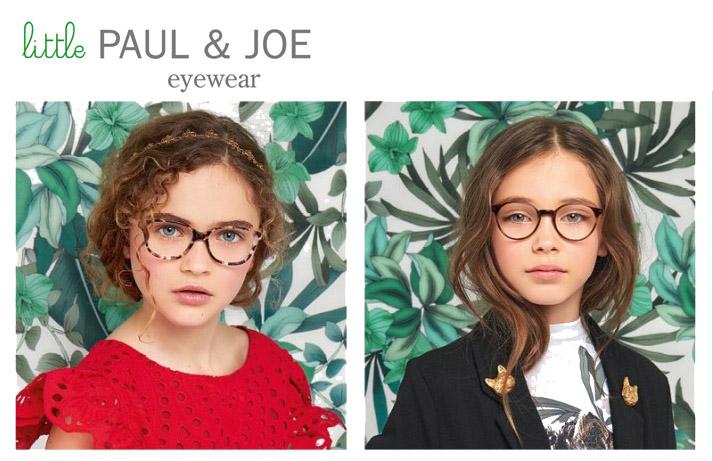 marque lunettes irisoptic Lunettes Little Paul & Joe