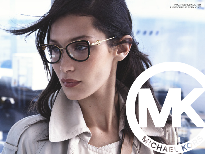 marque lunettes irisoptic Lunettes Michael Kors