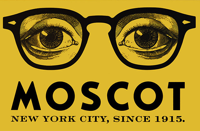 marque lunettes irisoptic Lunettes Moscot