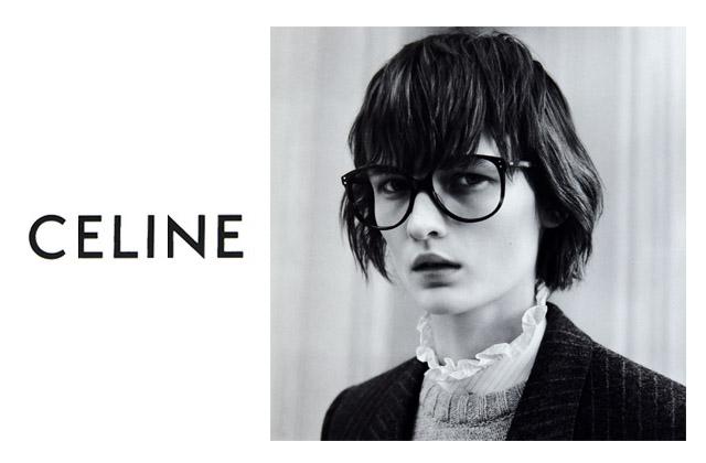 marque lunettes irisoptic Lunettes Céline