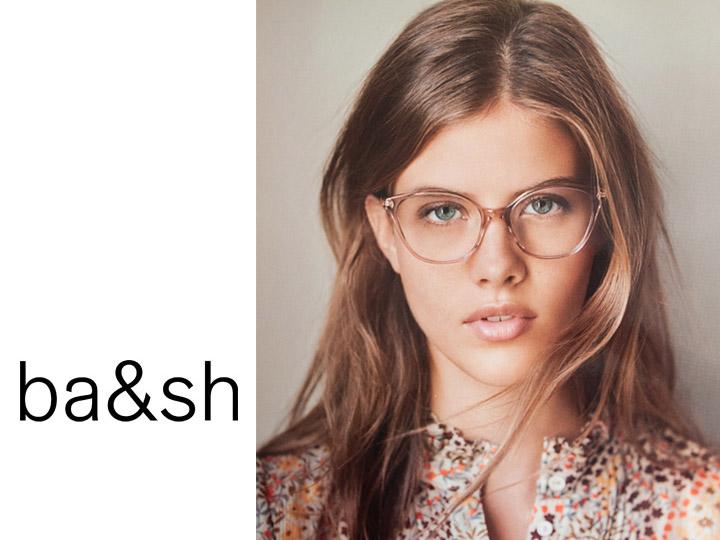 marque lunettes irisoptic Lunettes Ba&sh