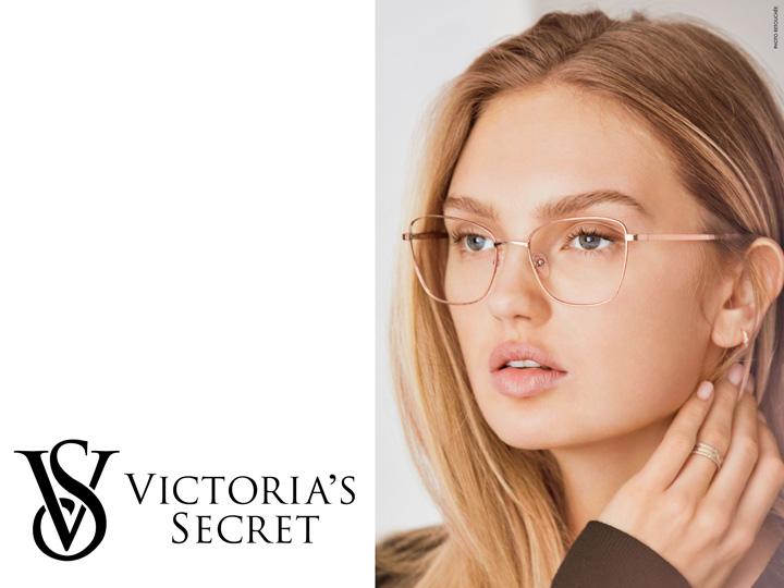 marque lunettes irisoptic Lunettes Victoria's Secret