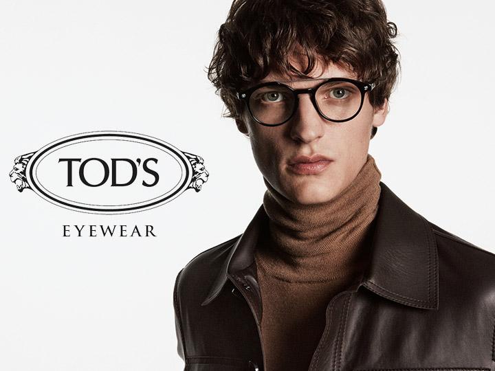 marque lunettes irisoptic Lunettes Tod's