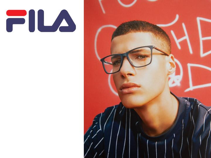 marque lunettes irisoptic Lunettes Fila